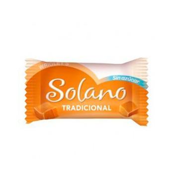 Solano Tradicional sin azúcar Wrigley