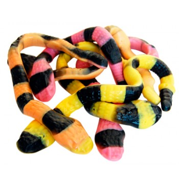 Anaconda brillo Trolli