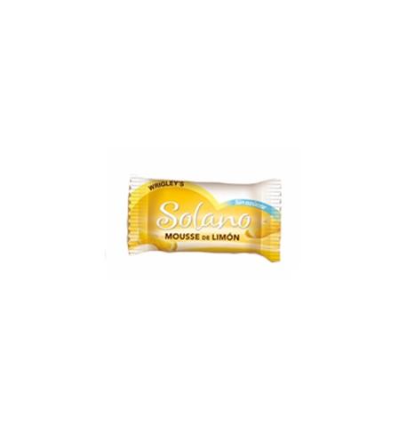 Solano Mousse de limón sin azúcar Wrigley