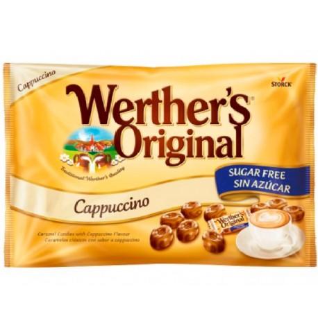 Werther´s Original Cappuccino sin azúcar  Storck