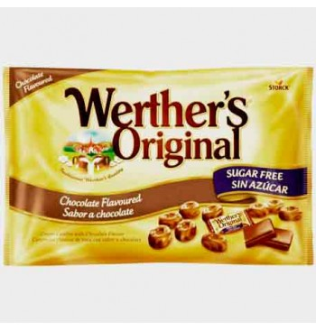 Werther´s Original Chocolate sin azúcar Storck