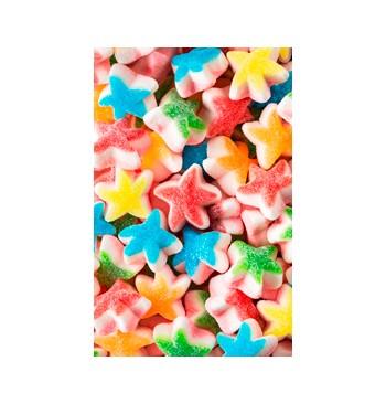 Estrellas tricapa Haribo