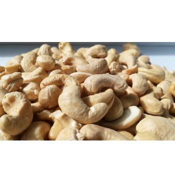 Anacardos crudos sin sal