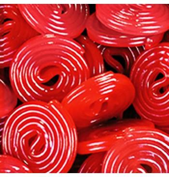 Discos Rojos Haribo