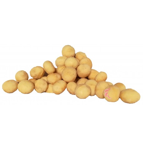 Nuez de macadamia tostada sal