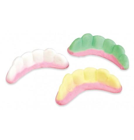 Dentaduras de colores Fini
